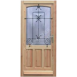K - Fa bejárati ajtók