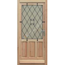 K-e - Fa bejárati ajtók