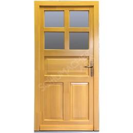 M 9 - Fa bejárati ajtók