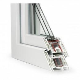 Kétszárnyú bukó-nyíló ablak...