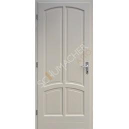 V4 - Fa bejárati ajtók