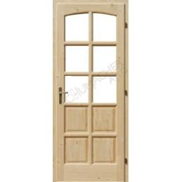 V10 - Fa bejárati ajtók