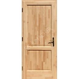 Kőris - Fa beltéri ajtók